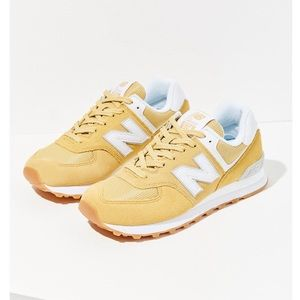 UO x New Balance 574 Classic Sneaker